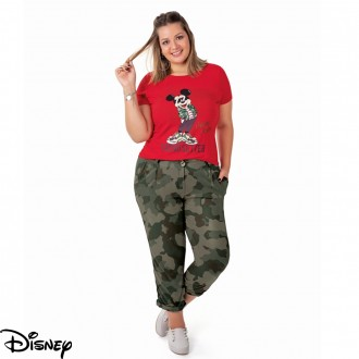 Blusa Mickey plus size -  DISNEY